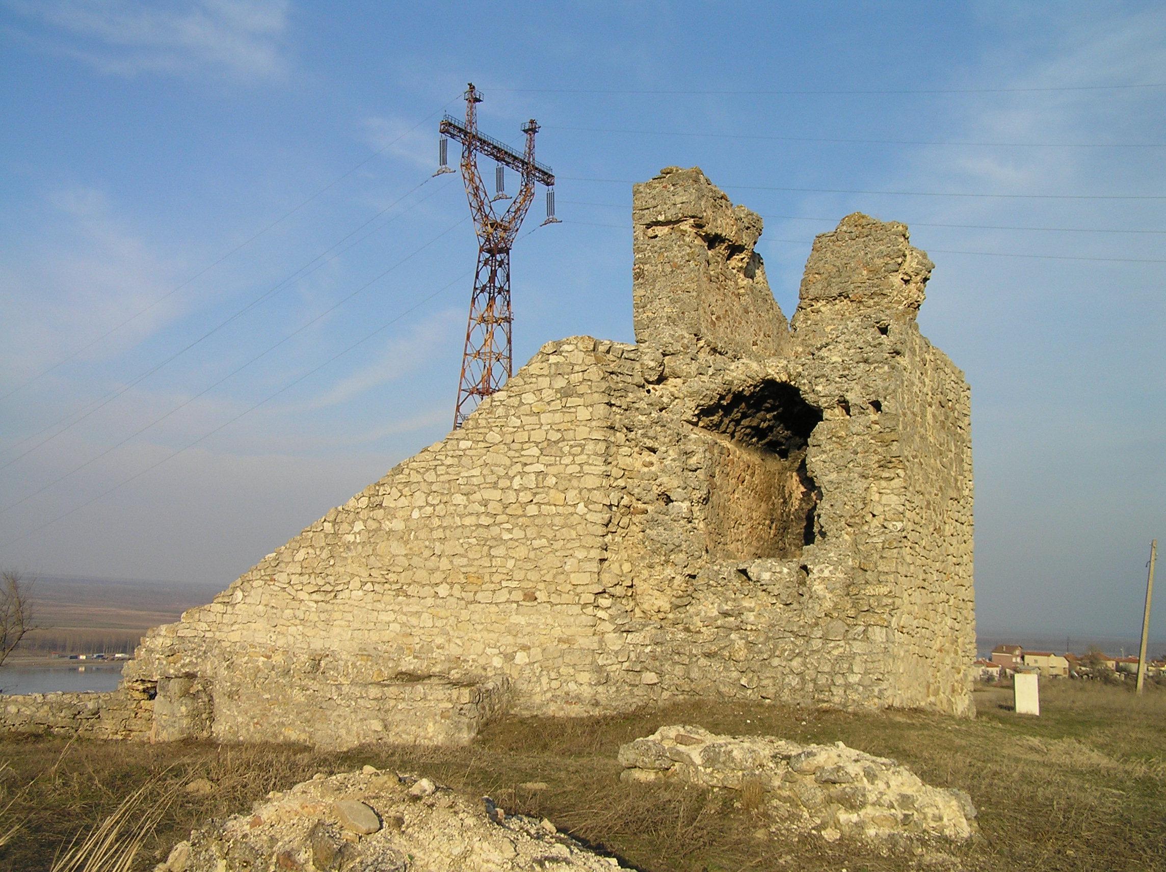 """Средновековната крепост """"Камъка"""""""